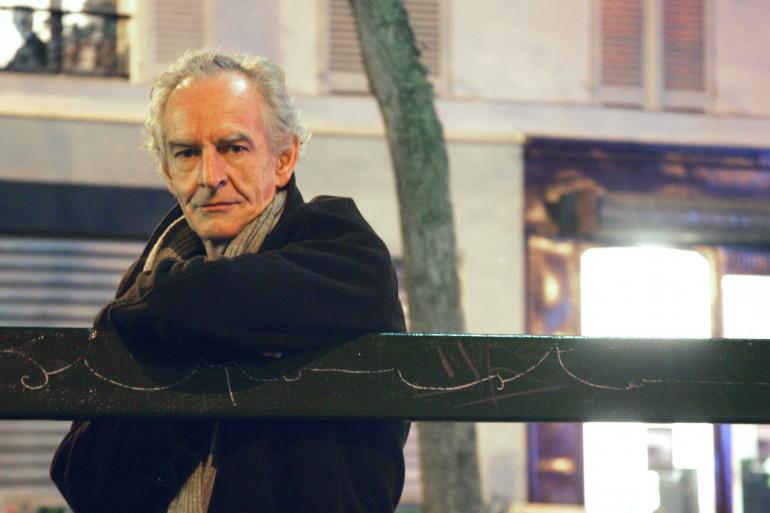 René Pétillon, en 2006
