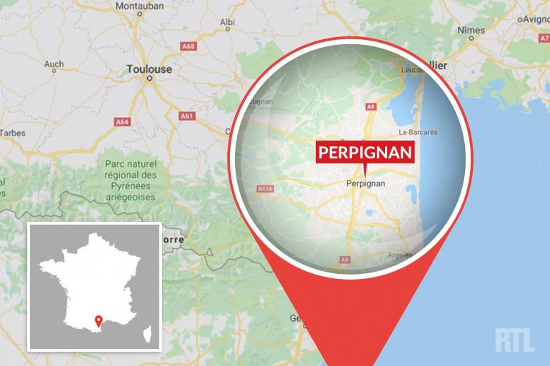 Perpignan, dans les Pyrénées-Orientales
