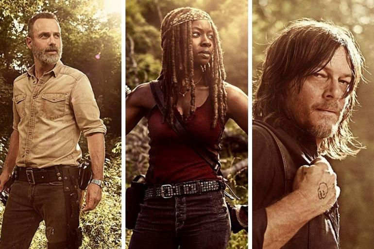 """La saison 9 de """"The Walking Dead"""" démarre le 8 octobre 2018"""