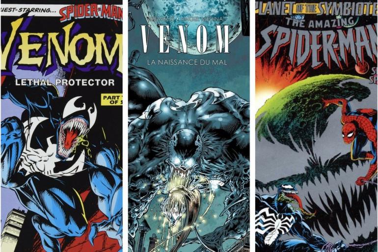 Découvrez l'univers de Venom