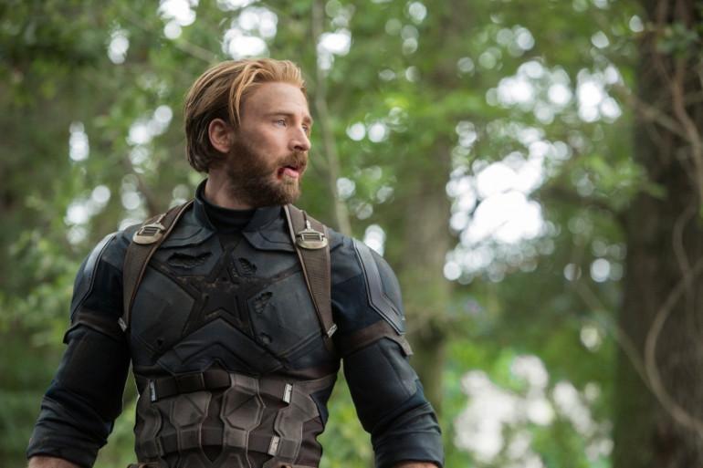 Chris Evans a incarné pendant huit ans le personnage de Captain America