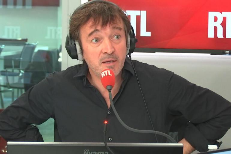 Le chanteur Cali invité de RTL samedi 13 octobre 2018