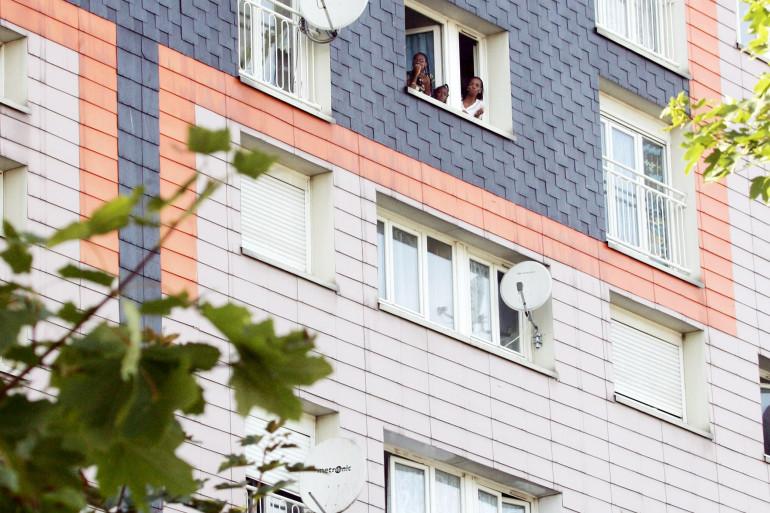 Immeuble à Savigny-sur-Orge, illustration