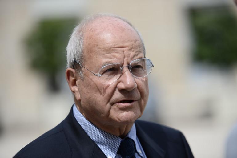 L'homme d'affaires Marc Ladreit de Lacharrière, en 2016