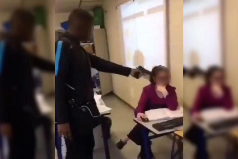 Un lycéen braque sa professeure dans un lycée de Créteil avec une arme factice