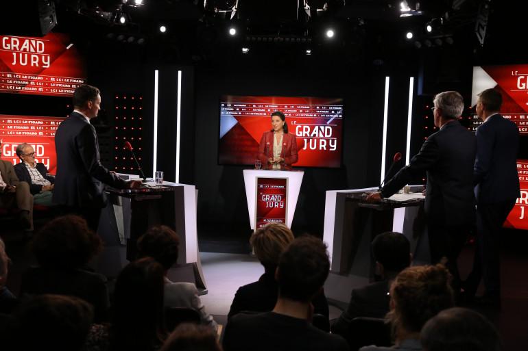 Agnès Buzyn au Grand Jury RTL, Le Figaro, LCI