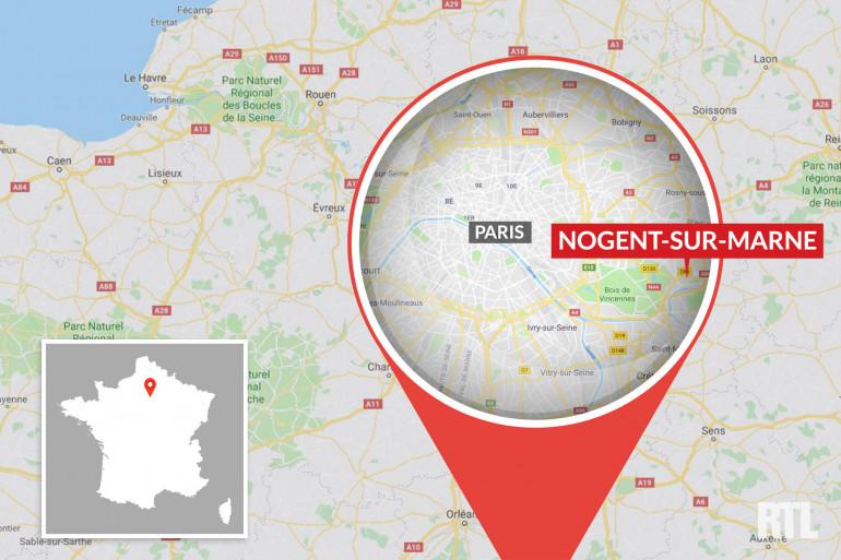 Nogent-sur-Marne dans le Val-de-Marne
