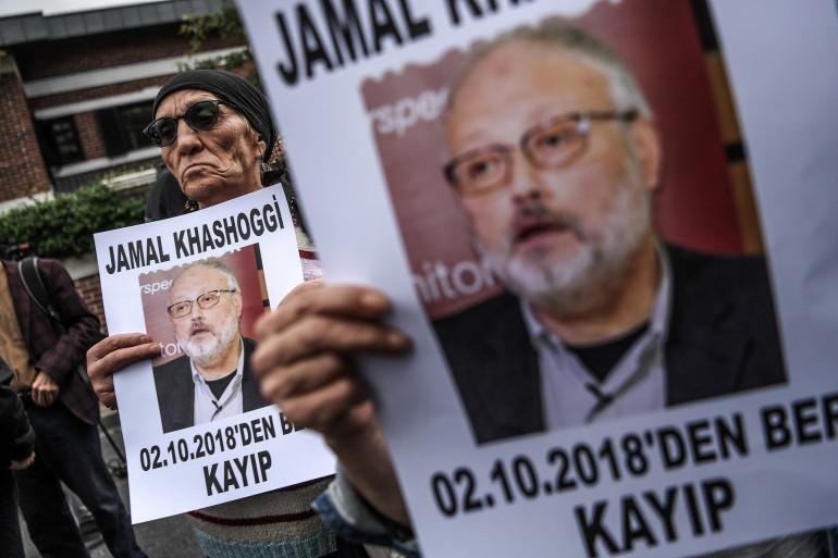 Le journaliste saoudien Jamal Khashoggi a disparu depuis le 2 octobre 2018 à Istanbul