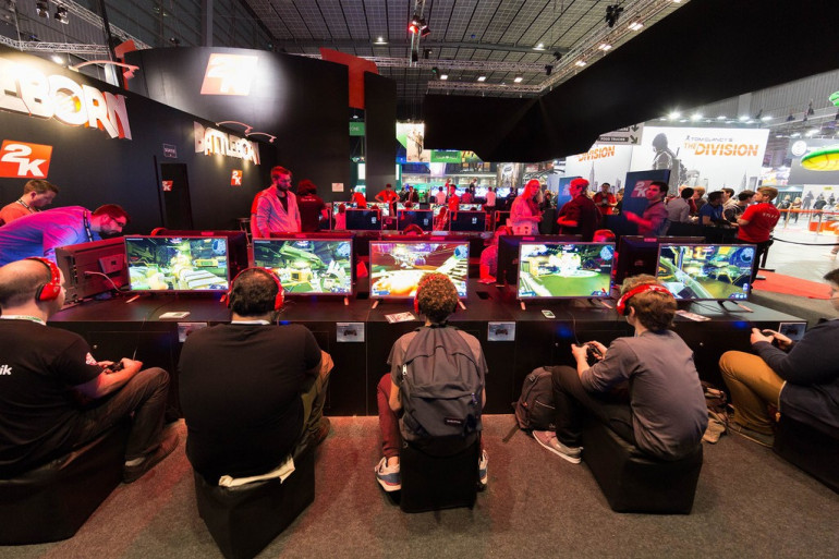 La Paris Games Week 2018 se déroule du 26 au 30 octobre