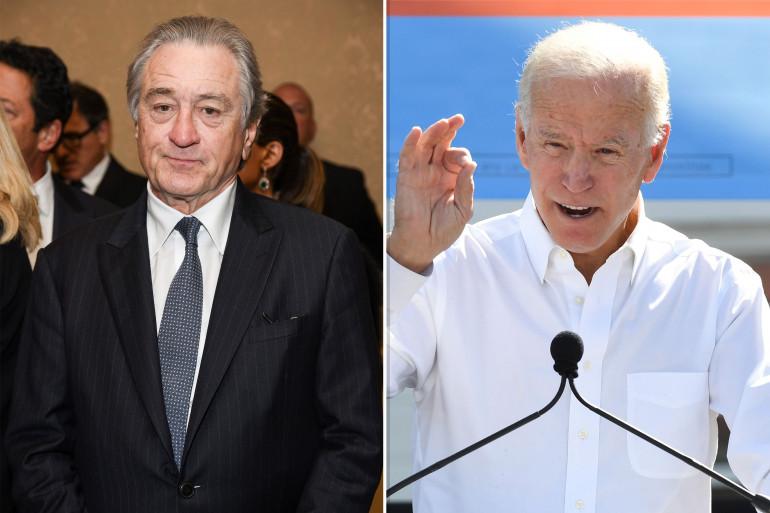Robert De Niro et Joe Biden sont également des cibles de colis suspects