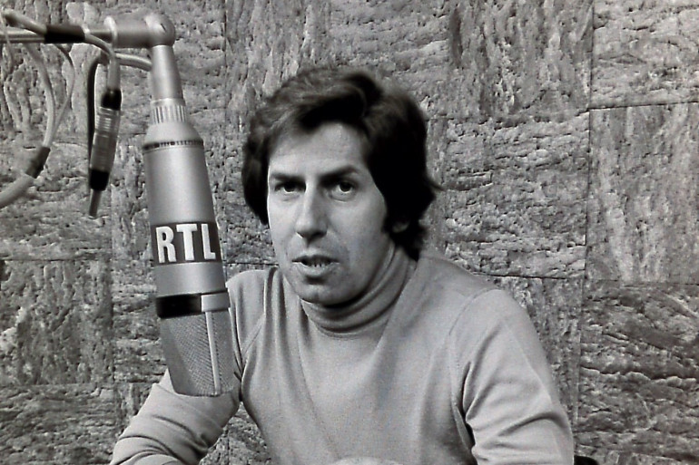 Philippe Gildas a été directeur de l'information à RTL.