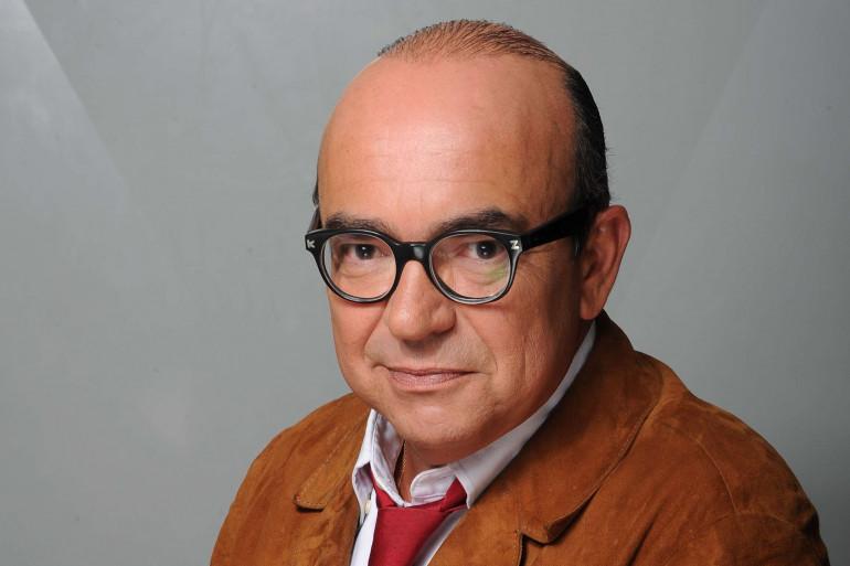 Karl Zéro, en 2017