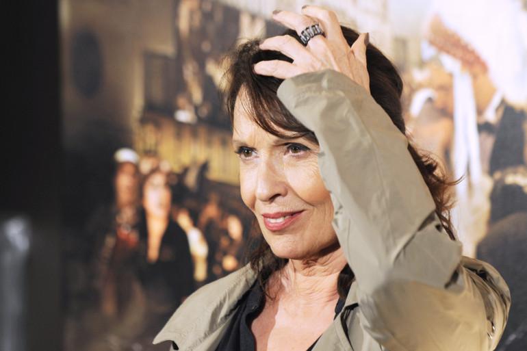 Chantal Lauby à Paris, en septembre 2010
