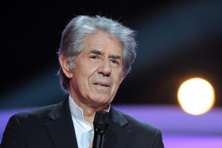 Philippe Gildas en mars 2010 aux Victoires de la musique