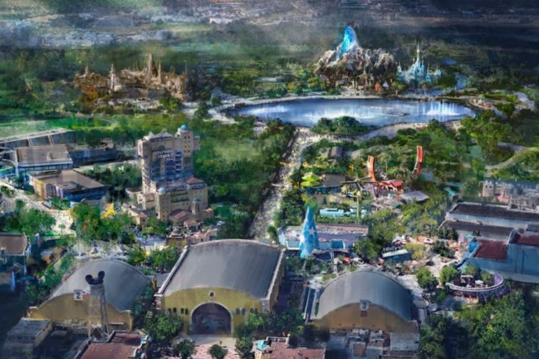 Disneyland Paris ouvrira trois nouveaux espaces consacrés à Star Wars, Marvel et la Reine des Neiges
