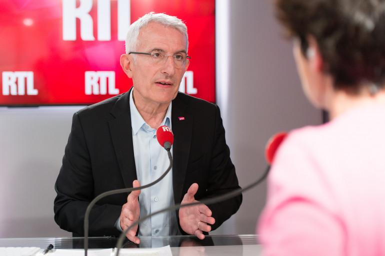 Guillaume Pepy, invité de RTL le 16 novembre 2018.