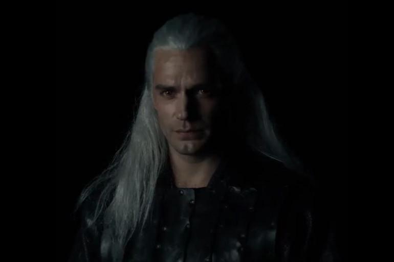 """Henry Cavill dans la peau de Geralt de Riv pour """"The Witcher"""""""