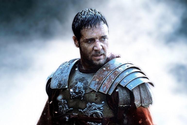 """""""Gladiator"""" avait été récompensé de 5 Oscars lors de sa sortie"""