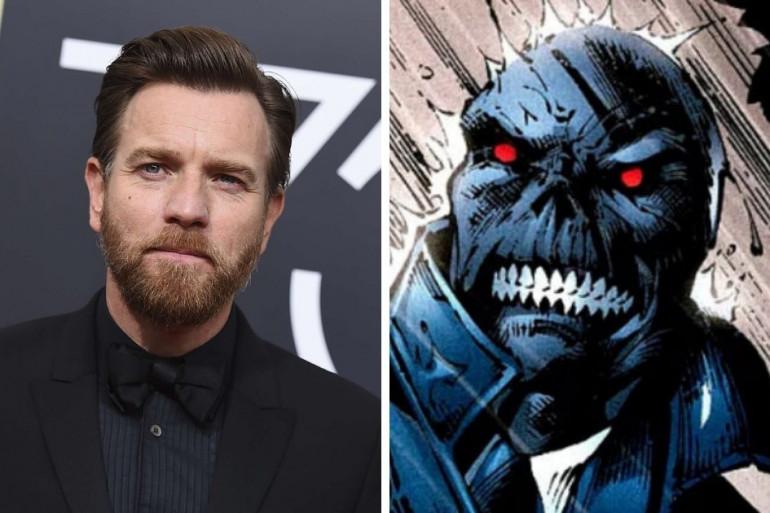 Ewan McGregor incarnera un super-vilain de DC Comics