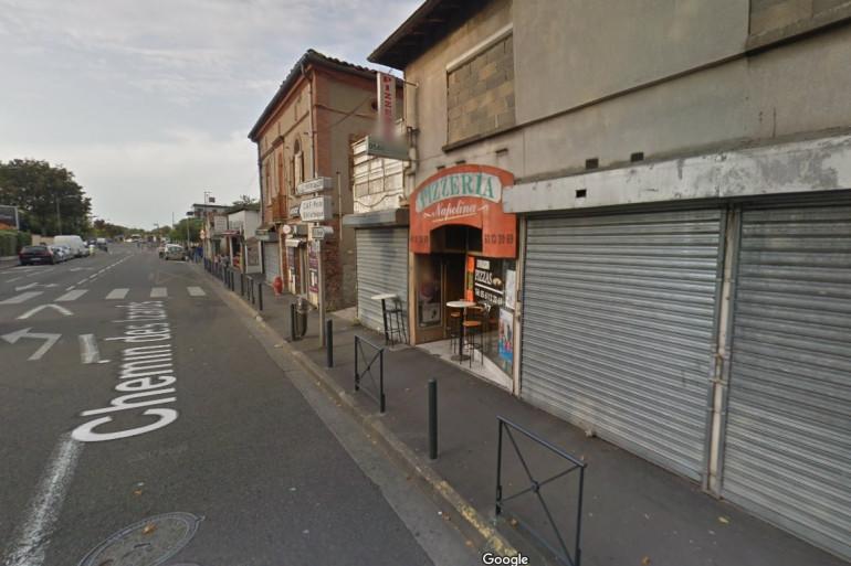 L'homme a fait feu sur un client de la pizzeria