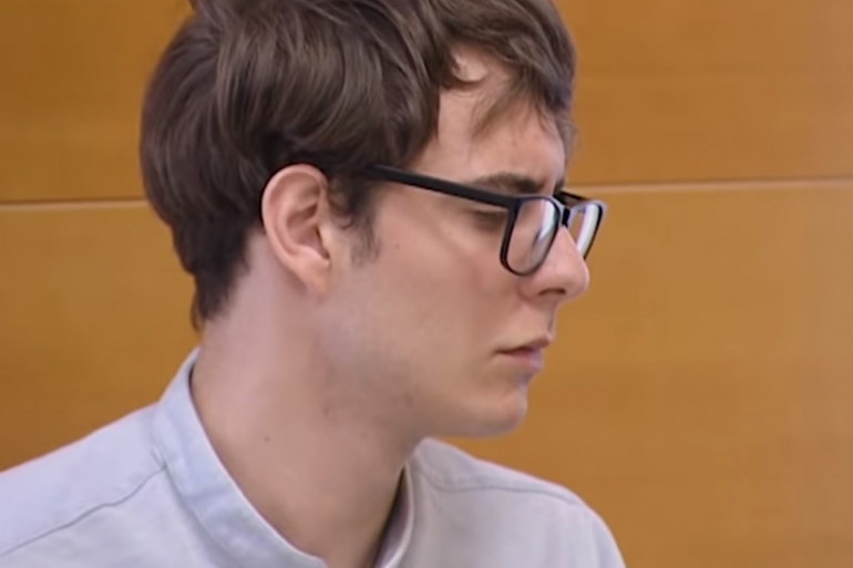 Patrick Nogueira jugé coupable d'avoir tué et dépecé des membres de sa famille