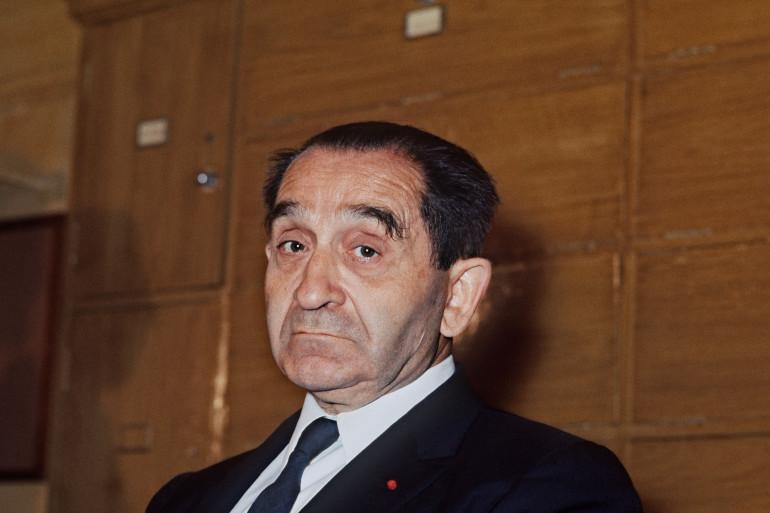 Pierre Mendès France en 1969