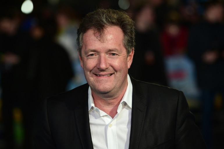 Piers Morgan, présentateur à la BBC