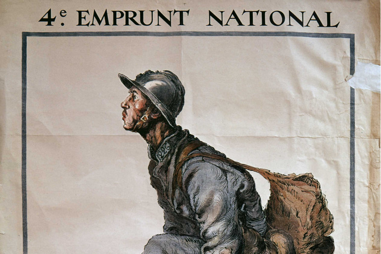 La France a financé la Première guerre mondiale en partie grâce aux emprunts nationaux.