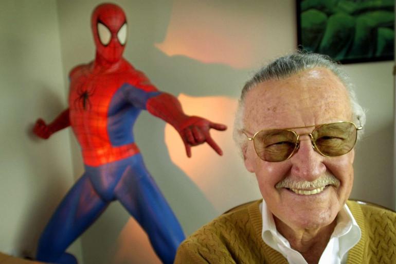 Stan Lee est décédé le 12 novembre 2018 à 95 ans