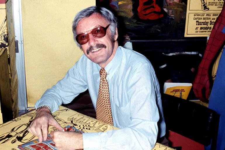 Stan Lee en 1984