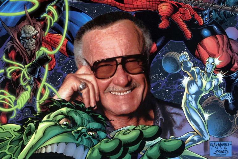 Stan Lee a créé des personnages intemporels