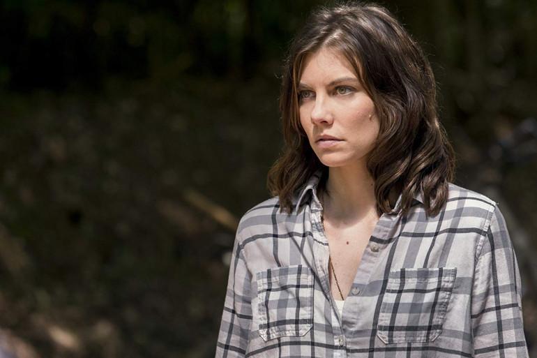 """Maggie a elle aussi quitté la saison 9 de """"The Walking Dead"""" pendant l'épisode 5"""