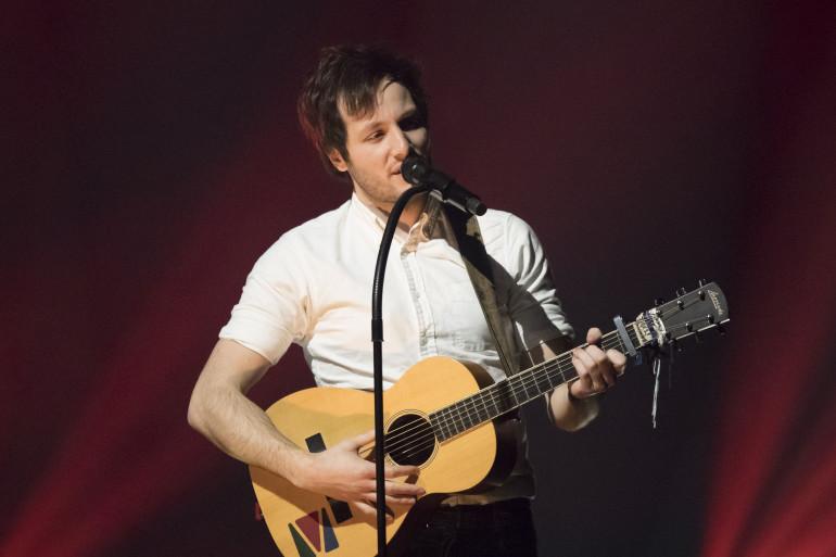 Concert du chanteur Vianney, Palais Nikaia à Nice