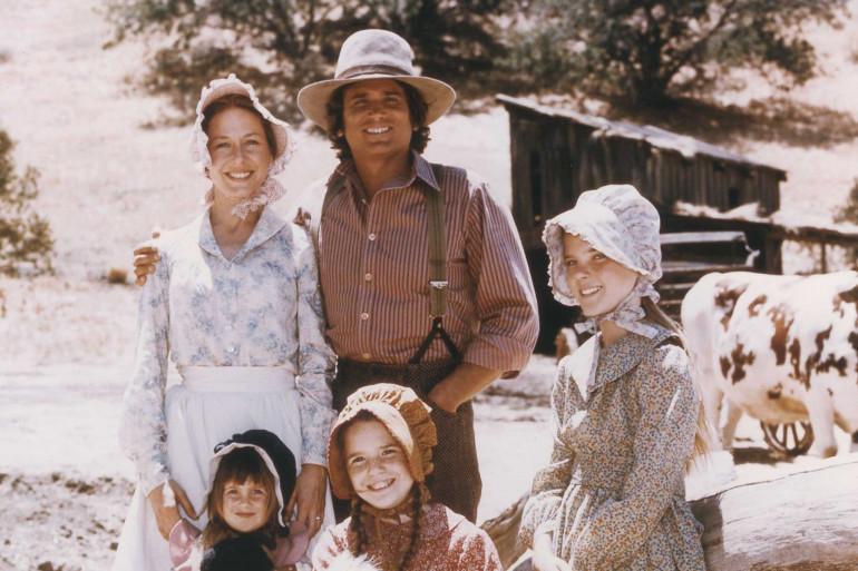 """""""La Petite Maison dans la Prairie"""" était diffusée de 1974 à 1983"""