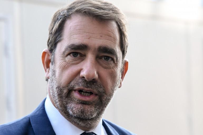 Le ministre de l'Intérieur, Christophe Castaner, le 21 octobre 2018