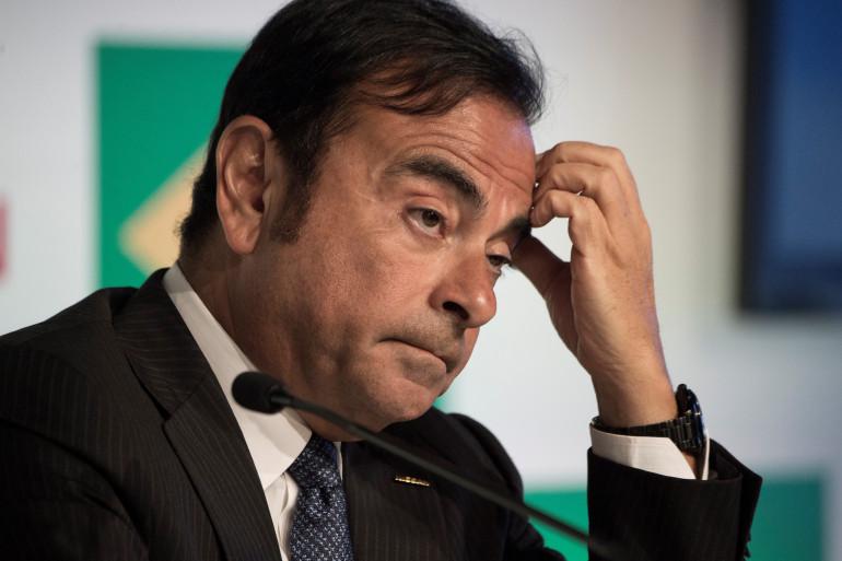 Le parquet de Tokyo confirme la garde à vue de Carlos Ghosn