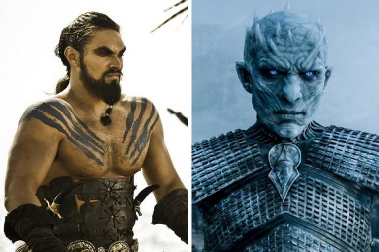 Khal Drogo pourrait être la clef pour détruire le Roi de la Nuit