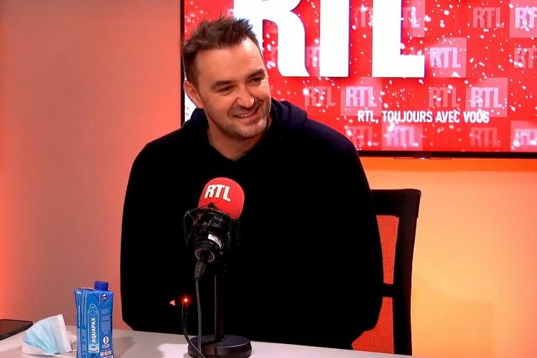 Cyril Lignac est l'invité de RTL Soir le 17 décembre 2020
