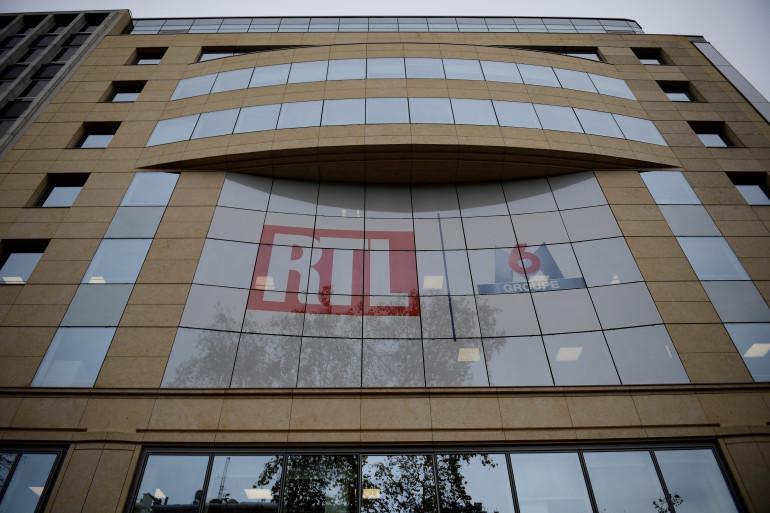 Les locaux de RTL, à Neuilly-sur-Seine