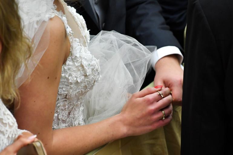 Images d'illustration d'un mariage en Italie