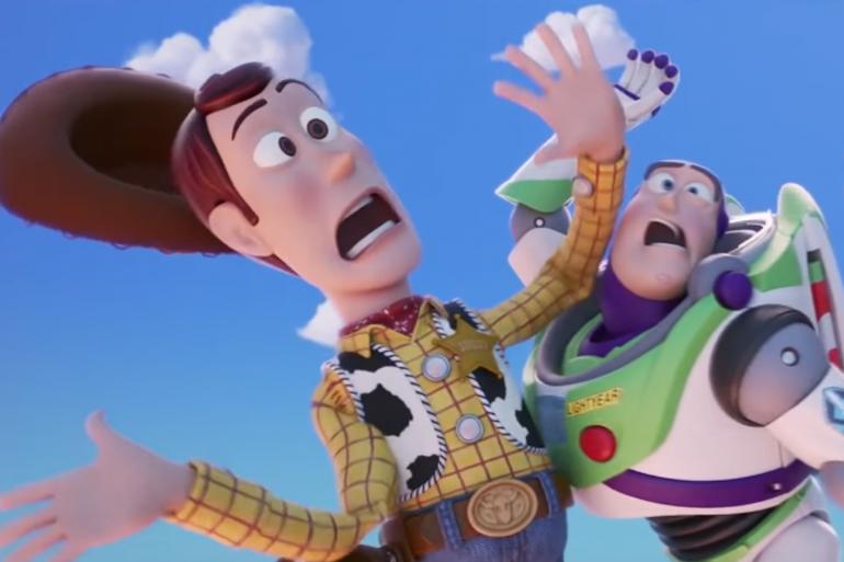 """Woody, Buzz l'Éclair et Jessie sont de retour dans ce 4ème épisode de """"Toy Story"""""""