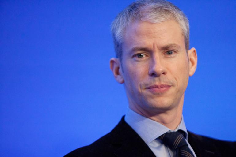 Franck Riester, ministre de la Culture