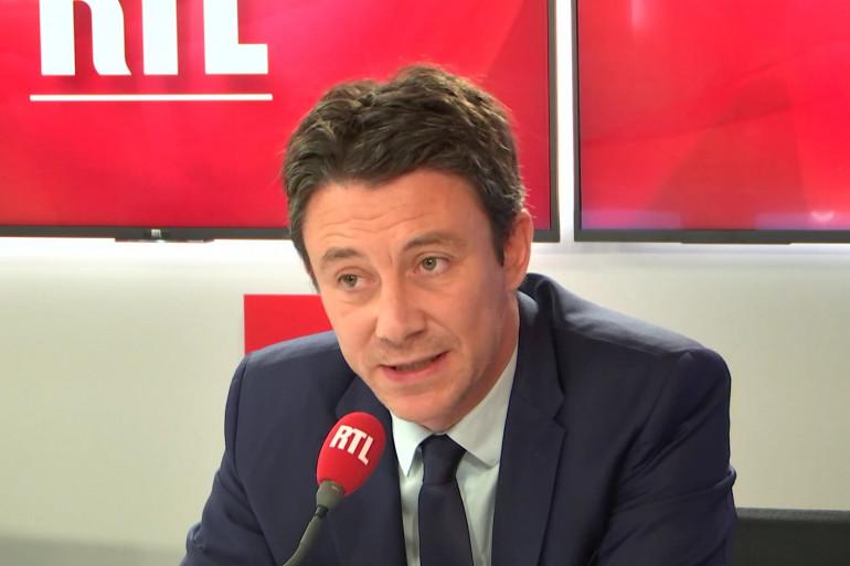 Benjamin Griveaux sur RTL mercredi 5 décembre 2018
