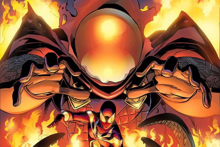 Mystério et Spider-Man s'affronteront au cinéma en juillet 2019