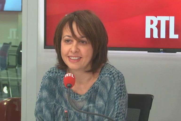 Valérie Bonneton sur RTL