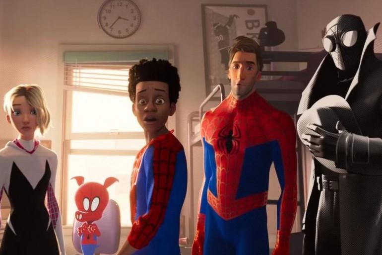 """""""Spider-Man : New Generation"""" est sorti le 12 décembre 2018"""