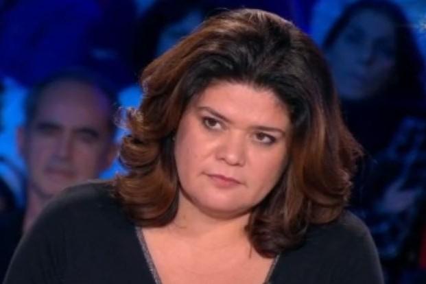 """Raquel Garrido sur le plateau d'""""On n'est pas couché"""" ce samedi 15 décembre."""