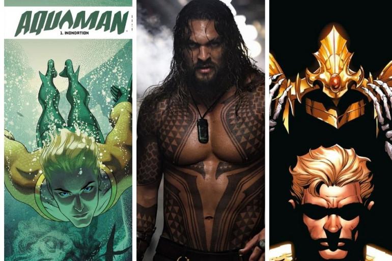 """""""Aquaman"""" sort dans les salles le 19 décembre 2018"""