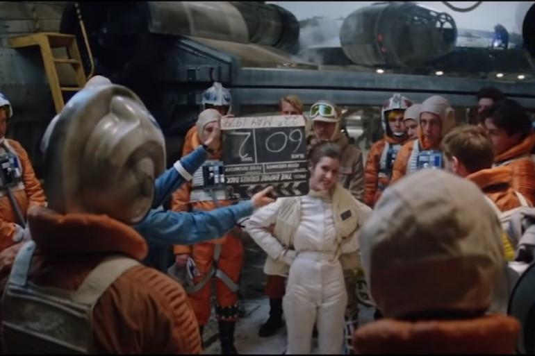 Le making-of de l'épisode V de Star Wars, dévoilé pour ses 40 ans