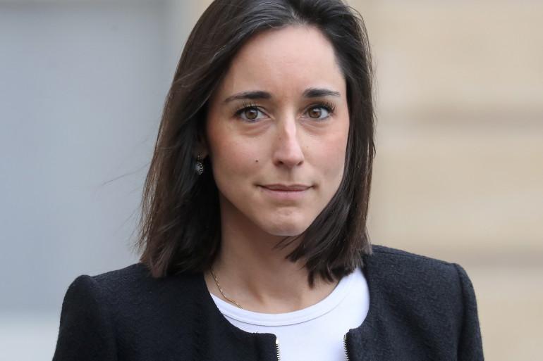 Brune Poirson le 5 décembre 2018 à Paris